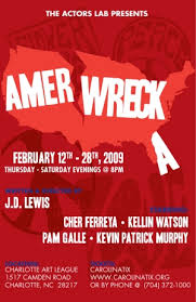 AmerWreka - A Play by J.D. Lewis