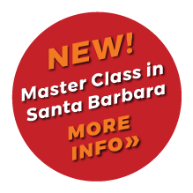 Callout for New Master Class Starting Thursday, January 18th 2018 in Santa Barbara