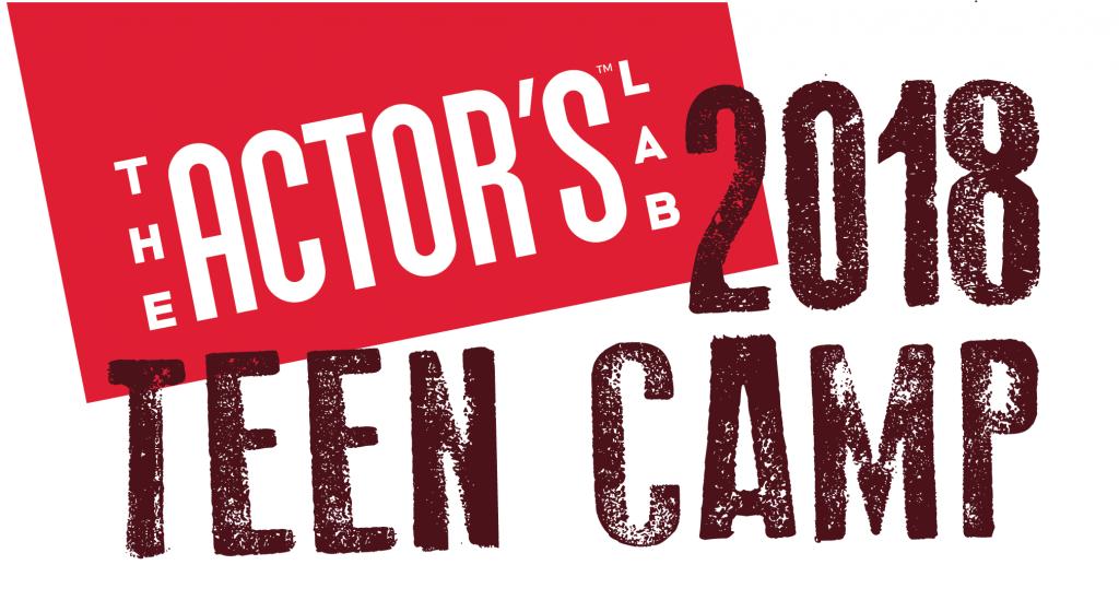 2018 Teen Camp Banner