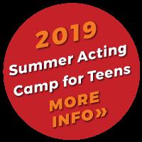 Callout Burst Promoting 2019 Teen Camp