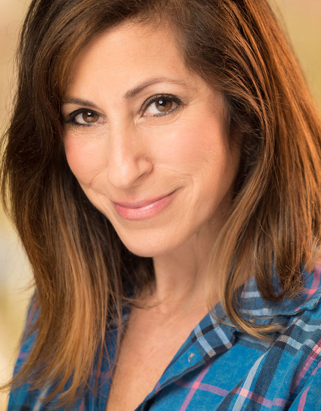 Kristina Haddad, Acting Coach at The Actor's Lab in Portland, Oregon