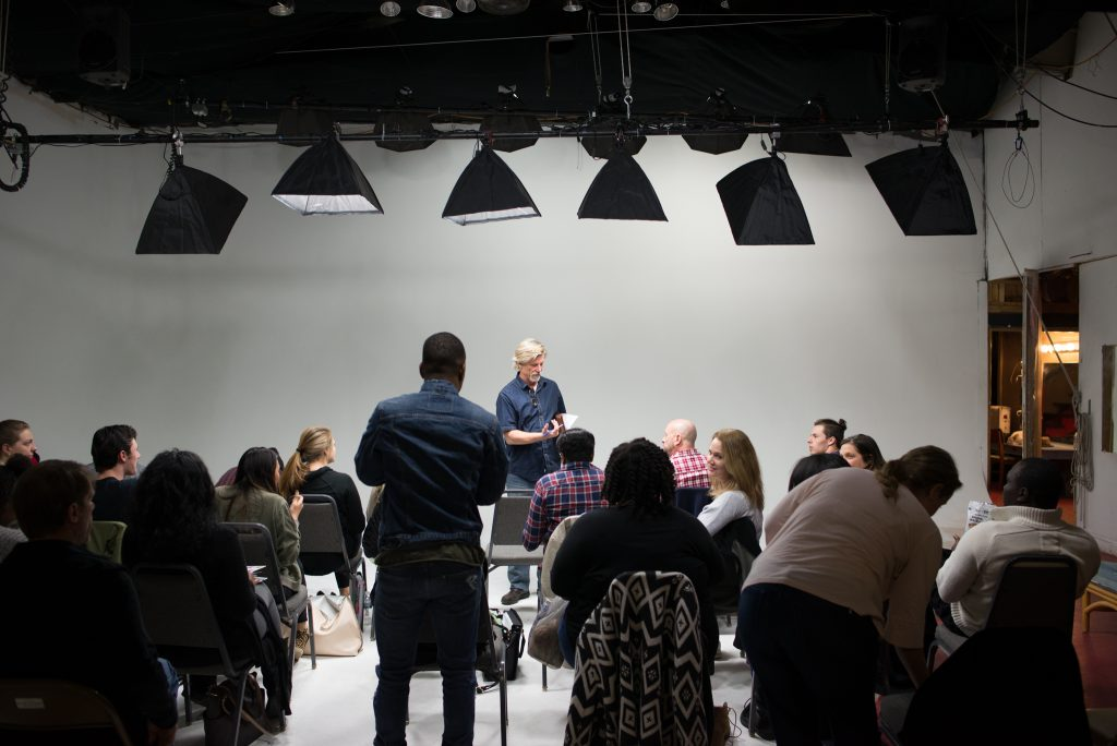 Acting Classes at The Actor's Lab in Los Angeles, California